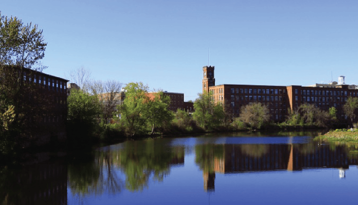 Making The Nashua River Downtown A Better Place To Visit (Update March 21, 2020)